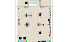 Торговое оборудование РАДУГА для детского магазина ACOO LIKE Дизайн 12