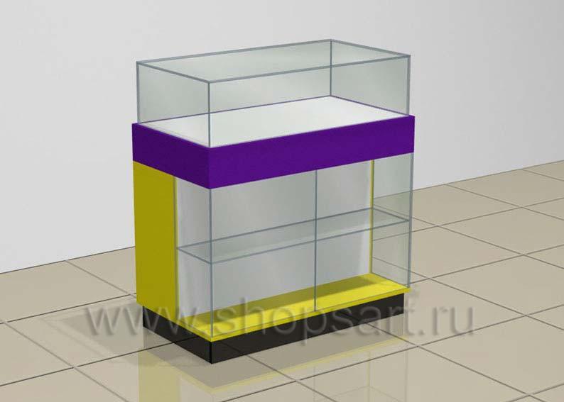 Прилавок витрина торговое оборудование БИЖУЛЕНД