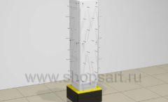 Стойка островная колонна панели торговое оборудование БИЖУЛЕНД