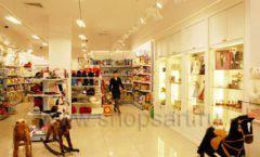 Торговое оборудование БЕЛАЯ КЛАССИКА для детского магазина Винни ТЦ Юнимолл Фото 02