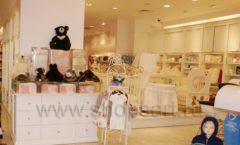 Торговое оборудование БЕЛАЯ КЛАССИКА для детского магазина Винни ТЦ Юнимолл Фото 06