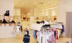 Торговое оборудование БЕЛАЯ КЛАССИКА для детского магазина Винни ТЦ Юнимолл Фото 08