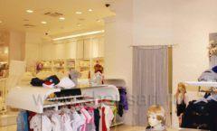 Торговое оборудование БЕЛАЯ КЛАССИКА для детского магазина Винни ТЦ Юнимолл Фото 09
