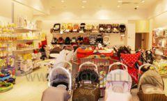 Торговое оборудование БЕЛАЯ КЛАССИКА для детского магазина Винни ТЦ Юнимолл Фото 11