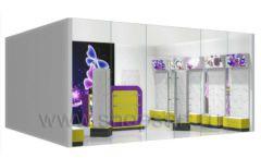 Торговое оборудование БИЖУЛЕНД магазина бижутерии Дизайн 15