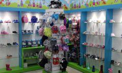 Торговое оборудование КАРАМЕЛЬ для детского магазина обуви Волшебная прогулка Фото 02