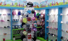 Торговое оборудование КАРАМЕЛЬ для детского магазина обуви Волшебная прогулка Фото 06