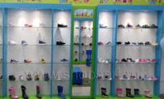 Торговое оборудование КАРАМЕЛЬ для детского магазина обуви Волшебная прогулка Фото 09