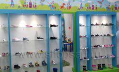 Торговое оборудование КАРАМЕЛЬ для детского магазина обуви Волшебная прогулка Фото 10