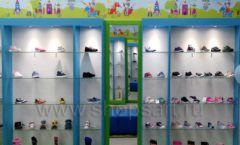 Торговое оборудование КАРАМЕЛЬ для детского магазина обуви Волшебная прогулка Фото 11
