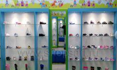 Торговое оборудование КАРАМЕЛЬ для детского магазина обуви Волшебная прогулка Фото 13