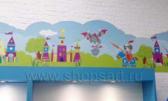 Торговое оборудование КАРАМЕЛЬ для детского магазина обуви Волшебная прогулка Фото 15