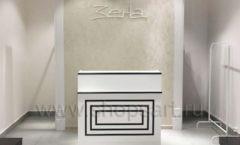 Торговое оборудование BLACK STAR для магазина одежды Зена Фото 2