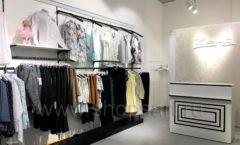 Торговое оборудование BLACK STAR для магазина одежды Зена Фото 4