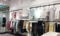 Торговое оборудование BLACK STAR для магазина одежды Зена Фото 5