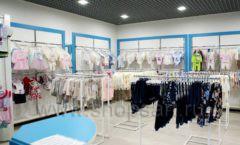 Торговое оборудование WHITE STAR для детского магазина Ивбэби ТЦ Улей Фото 05