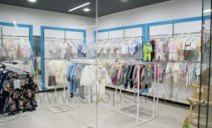 Торговое оборудование WHITE STAR для детского магазина Ивбэби ТЦ Улей Фото 08