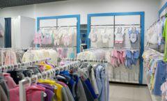 Торговое оборудование WHITE STAR для детского магазина Ивбэби ТЦ Улей Фото 10