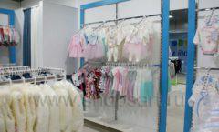 Торговое оборудование WHITE STAR для детского магазина Ивбэби ТЦ Улей Фото 15