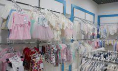 Торговое оборудование WHITE STAR для детского магазина Ивбэби ТЦ Улей Фото 18