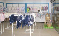 Торговое оборудование WHITE STAR для детского магазина Ивбэби ТЦ Улей Фото 19