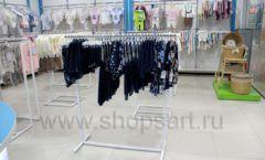 Торговое оборудование WHITE STAR для детского магазина Ивбэби ТЦ Улей Фото 20