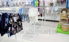 Торговое оборудование WHITE STAR для детского магазина Ивбэби ТЦ Улей Фото 21