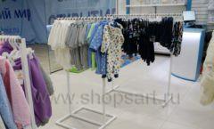 Торговое оборудование WHITE STAR для детского магазина Ивбэби ТЦ Улей Фото 23