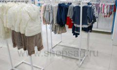 Торговое оборудование WHITE STAR для детского магазина Ивбэби ТЦ Улей Фото 25
