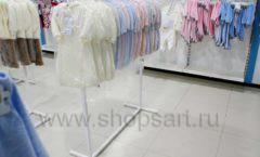 Торговое оборудование WHITE STAR для детского магазина Ивбэби ТЦ Улей Фото 29