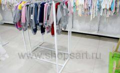 Торговое оборудование WHITE STAR для детского магазина Ивбэби ТЦ Улей Фото 30