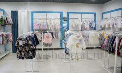 Торговое оборудование WHITE STAR для детского магазина Ивбэби ТЦ Улей Фото 31