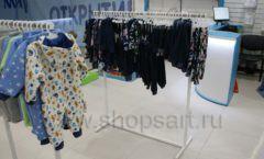 Торговое оборудование WHITE STAR для детского магазина Ивбэби ТЦ Улей Фото 35