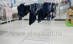 Торговое оборудование WHITE STAR для детского магазина Ивбэби ТЦ Улей Фото 36