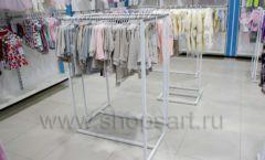 Торговое оборудование WHITE STAR для детского магазина Ивбэби ТЦ Улей Фото 39