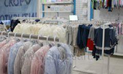 Торговое оборудование WHITE STAR для детского магазина Ивбэби ТЦ Улей Фото 41