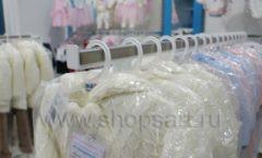 Торговое оборудование WHITE STAR для детского магазина Ивбэби ТЦ Улей Фото 42