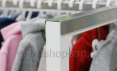 Торговое оборудование WHITE STAR для детского магазина Ивбэби ТЦ Улей Фото 45