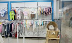 Торговое оборудование WHITE STAR для детского магазина Ивбэби ТЦ Улей Фото 49