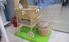 Торговое оборудование WHITE STAR для детского магазина Ивбэби ТЦ Улей Фото 50