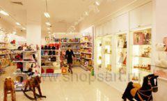 Торговое оборудование 21 ВЕК для детского магазина Винни Юнимолл Фото 02