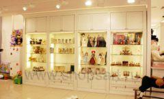 Торговое оборудование 21 ВЕК для детского магазина Винни Юнимолл Фото 03
