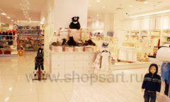 Торговое оборудование 21 ВЕК для детского магазина Винни Юнимолл Фото 10
