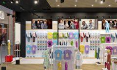 Торговое оборудование РАДУГА для детского магазина OLDOS KIDS Дизайн 6