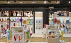 Торговое оборудование РАДУГА для детского магазина OLDOS KIDS Дизайн 8
