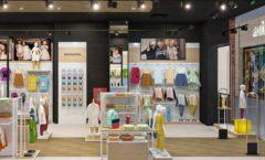 Торговое оборудование РАДУГА для детского магазина OLDOS KIDS Дизайн 9