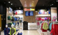 Торговое оборудование РАДУГА для детского магазина OLDOS KIDS Каширская Плаза Фото 01