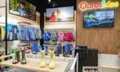 Торговое оборудование РАДУГА для детского магазина OLDOS KIDS Каширская Плаза Фото 07