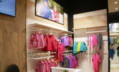 Торговое оборудование РАДУГА для детского магазина OLDOS KIDS Каширская Плаза Фото 14