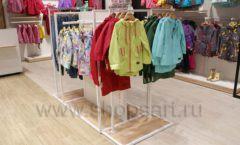 Торговое оборудование РАДУГА для детского магазина OLDOS KIDS Каширская Плаза Фото 16